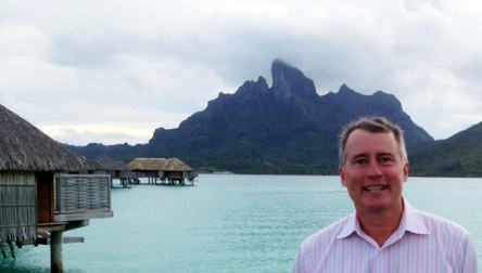 South-pacific  Bob Binder Presidente  CEO di Oceania Cruises
