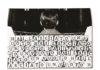 Gianluca Groppi Tu hai lasciato un vuoto 2017 stampa su carta baritata e intervento con timbri busta 22x155 cm