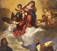 Tiziano - Sacra conversazione 1520 t