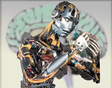 Sarcos Robot