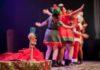 Babbo Natale nel Paese delle zucche