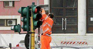 Roma - semafori intelligenti