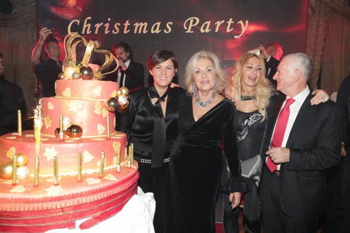 Alberto e Paola Neri con le figlie Federica e Marianna