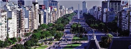 28-Buenos Aires Avenida 9 de Julio