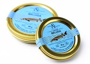Caviale Beluga - Longino Cardenal