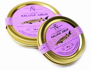 Caviale Kaluga Amur - Longino Cardenal