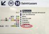 Metro Paris - Ligne 14