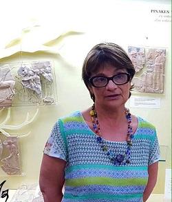Rossella Agostino - Direttore Museo Archeologico antica Kaulon