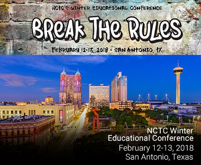 2018 NCTC Winter Educational Conference