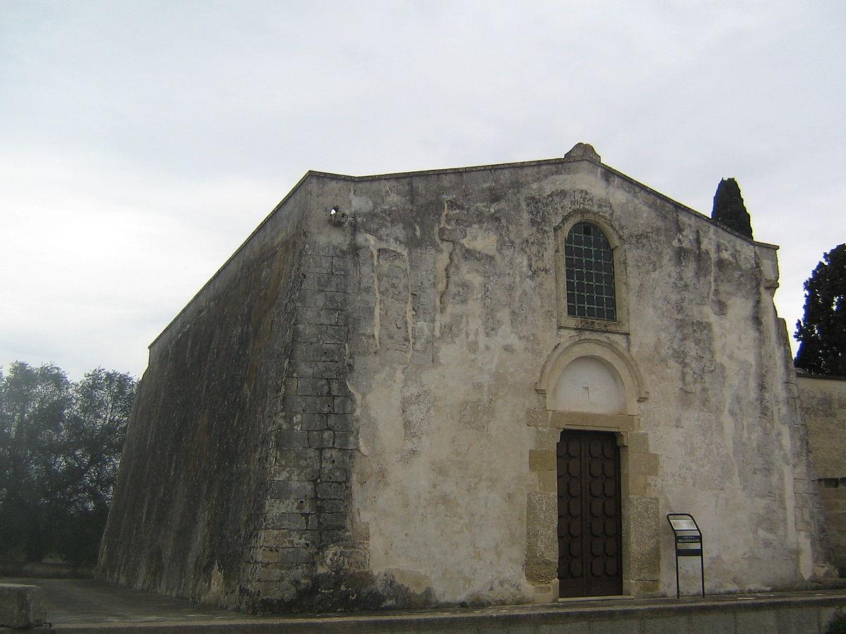 Abbazia San Niceta  Melendugno