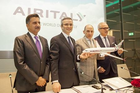 AirItaly aereo
