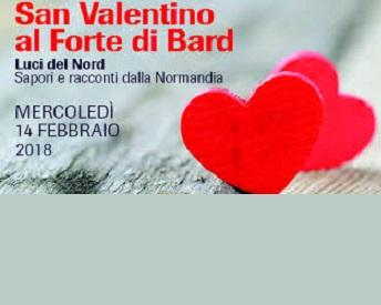 FORTE DI BARD SAN VALENTINO