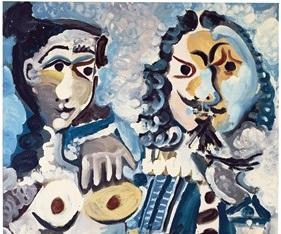 Picasso-pablo t