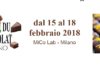 logo salon cioccolat 2018