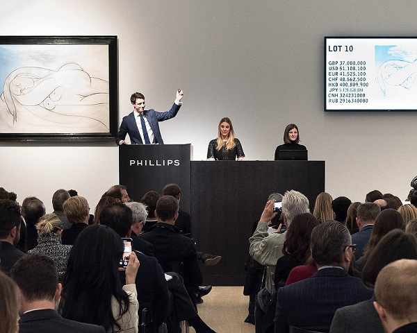 Picasso Matisse and Bradford Lead Our Best-Ever Sale 2r