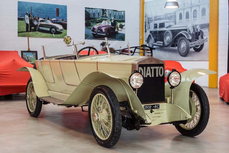 a2 Diatto 20S del 1923