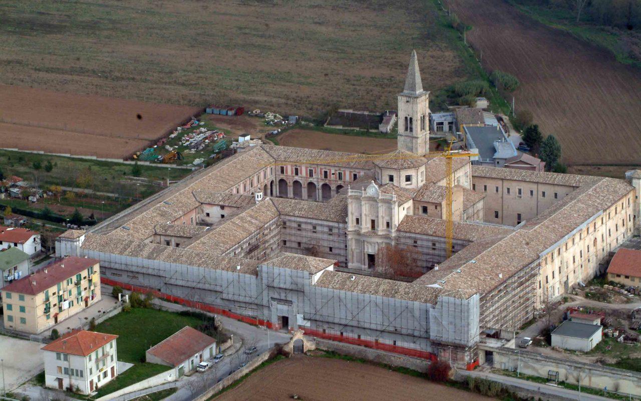 abbazia-celestiniana sulmona
