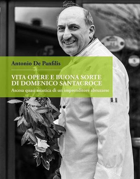 cover Vita opere e buonasorte di Domenico Santacroce