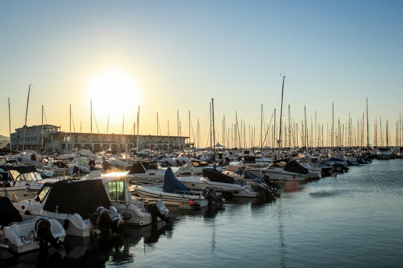 TIPICITA IN BLU porto Ancona