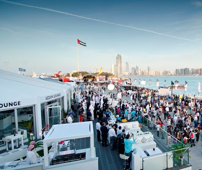 Abu Dhabi Destination Village Volvo Ocean Race 2012