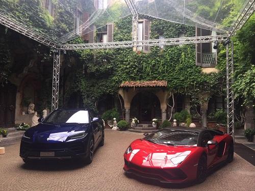Foto Evento Bodyfriend - Lamborghini 1