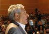Il prof Felzani - intervento alla Convention ISSA Europe