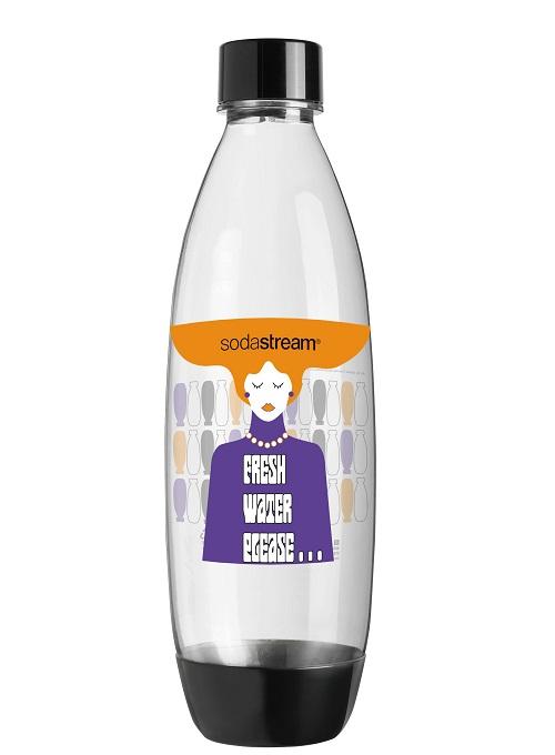 SodaStream-IED bottiglia SODAELIC