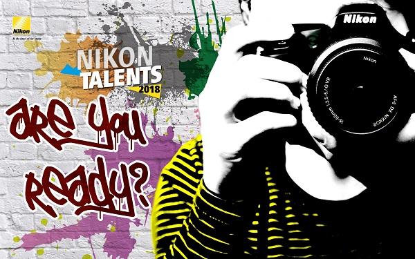 Nikon Talents 2018 rid