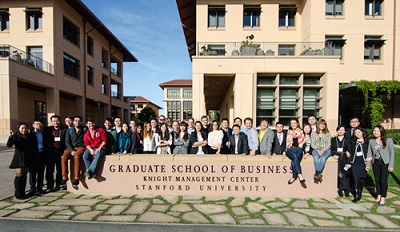 Stanford Graduate School of Business r