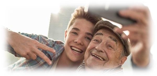 rapporto tra generazioni
