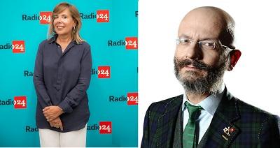 Maria Latella Oscar Giannino Radio24