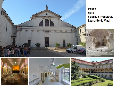 Museo della Scienza e della Tecnologia Leonardo Da Vinci Milano