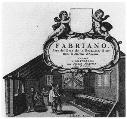 Stampa Antica Cartiere Fabriano