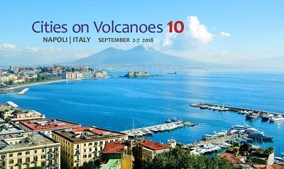 Cities on Volcanoes Napoli 2018