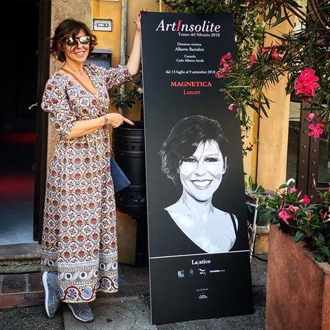 Lajatico - ArtInsolite - mostra di Luna Berlusconi