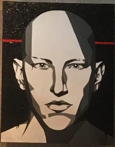 Lunart - ritratto di Fausto Di Pino