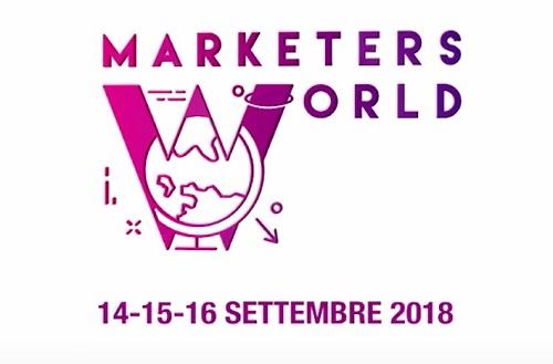 Arriva Marketers World - evento dedicato alle carriere digitali