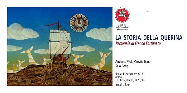 La storia della Querina ad Ancona - Invito
