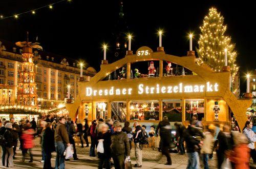 Streizelmarkt di Dresda