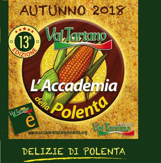 Delizie di polenta Val Tartano 2018