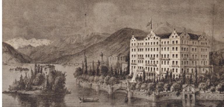 GRAN HOTEL MAJESTIC D'ANTAN