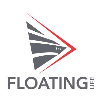 LOGO FLOATING YACHT LIFE