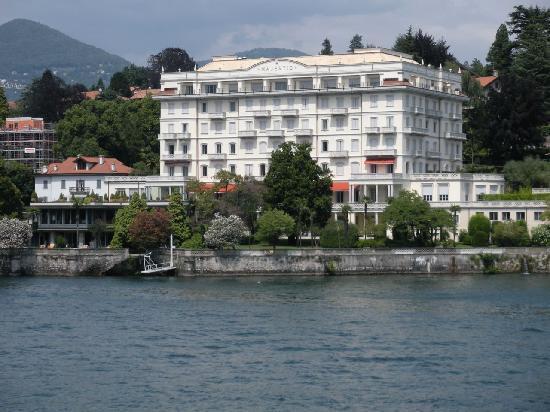 grand-hotel-majestic Veduta dal lago
