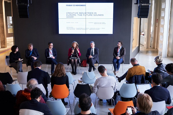 Assomusica Milano Creative Industries Linecheck Credits ROARStudio