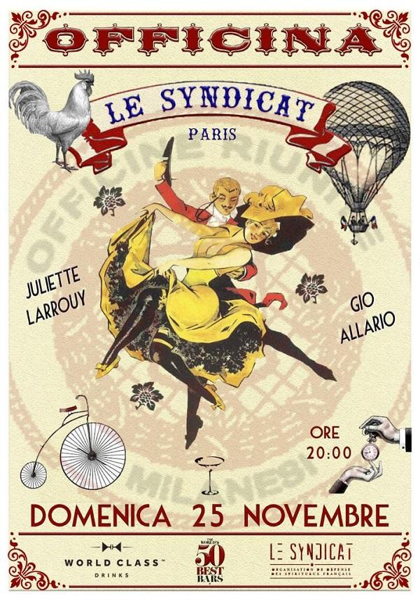 INVITO LE SYNDICAT 25.11.18