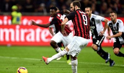 Juve Milan 2-0