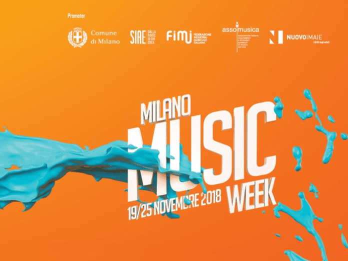 MILANO M USIC WEEK 2018