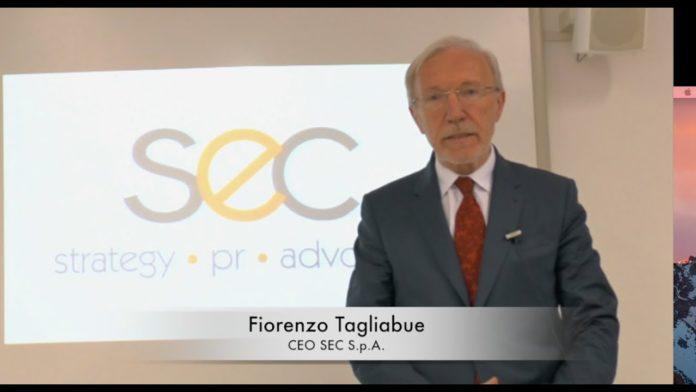 SEC CEO FIORENZO TAGLIABUE