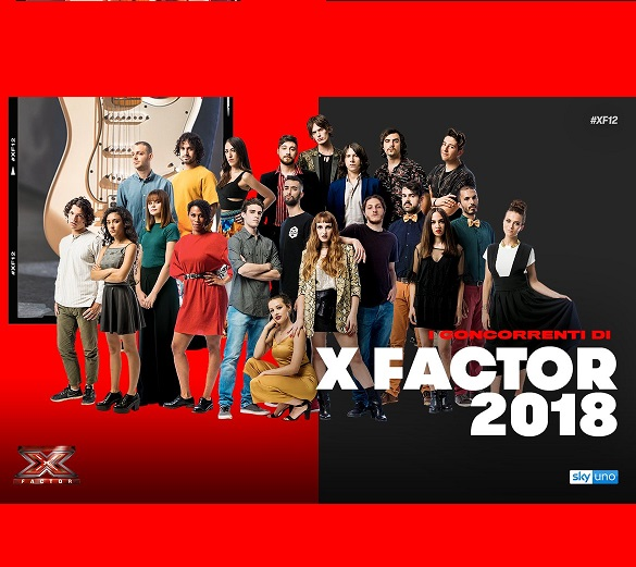 inediti-x-factor