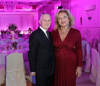 Alberto e Paola Neri - Natale 2018 Party